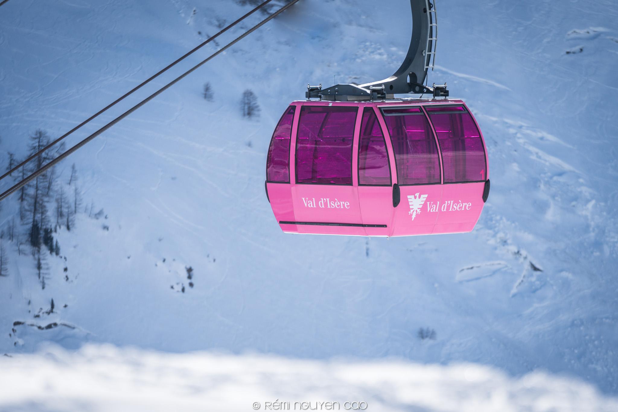 val disere ski area