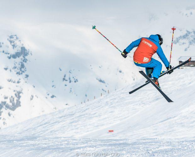 oxygene ski instructor freestyle