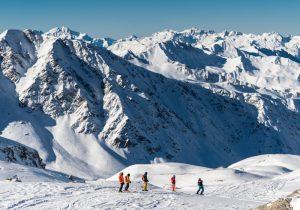 skier au printemps en Savoie