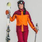 Oxygène Ski & Snowboard School Lady Advanced Skier