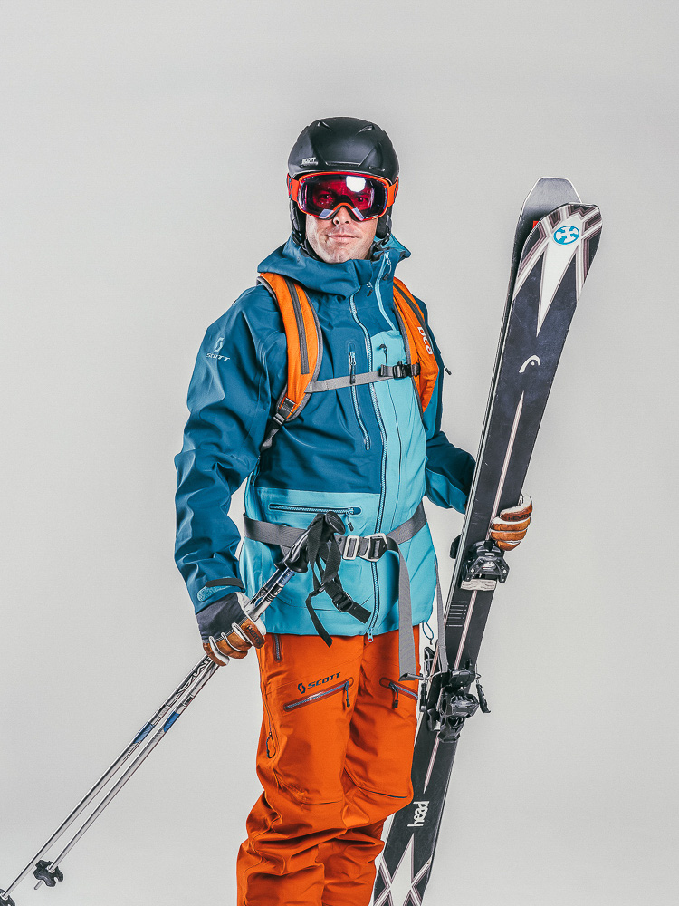 Oxygène Ski & Snowboard School | Adult Off-Piste Skier 2