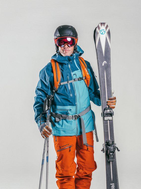 Oxygène Ski & Snowboard School | Adult Off-Piste Skier