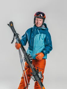 Oxygène Ecole de Ski & Snowboard | Adulte Skier 3