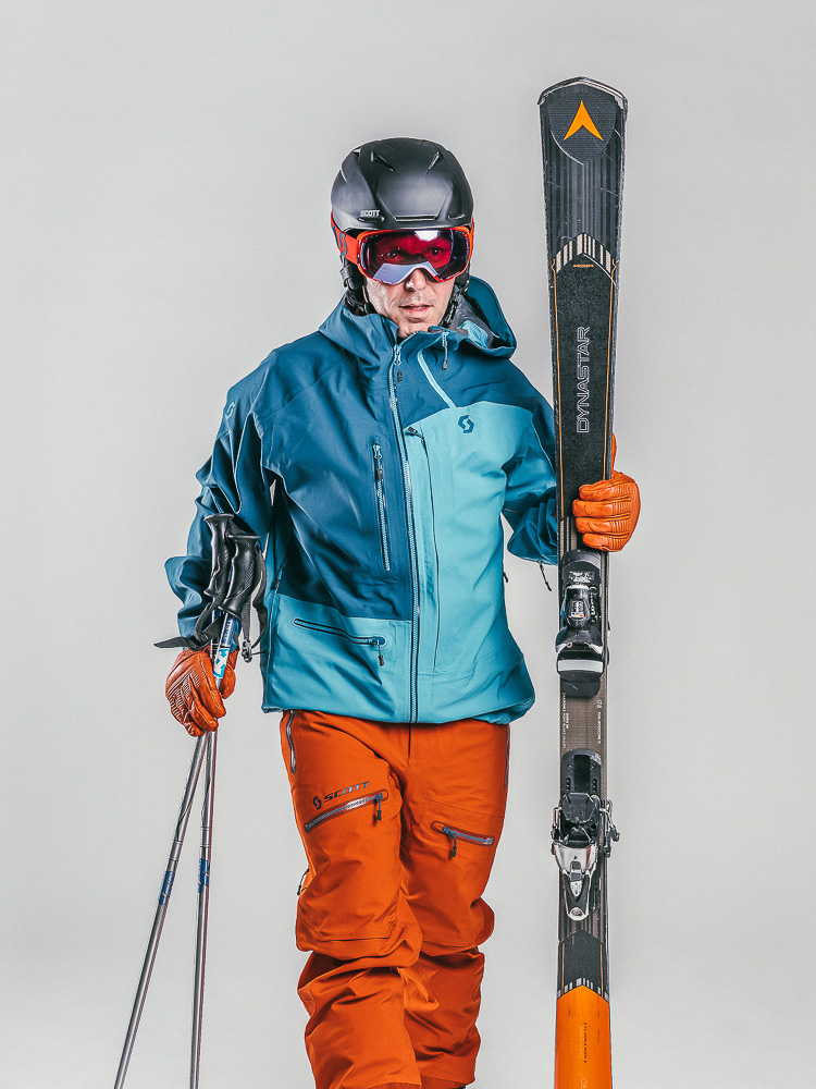 Oxygène Ski & Snowboard School | Adult Advanced Skier