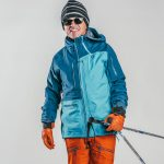 Oxygène Ski & Snowboard School Adult with Ski Poles 2