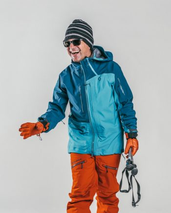 Oxygène Ski & Snowboard School Adult with Ski Poles