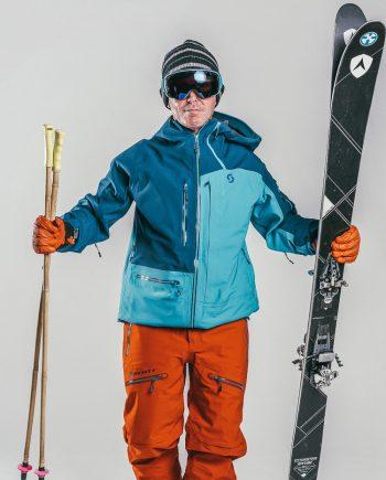Oxygène Ski & Snowboard School Adult Ski Touring 2