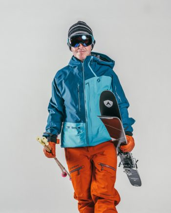 Oxygène Ski & Snowboard School Adult Ski Touring