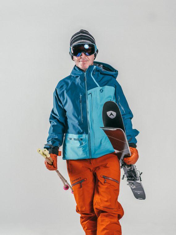 Oxygène Ski & Snowboard School | Adult Ski Touring