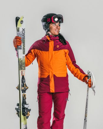 Oxygène Ski & Snowboard School Lady Advanced Skier 2