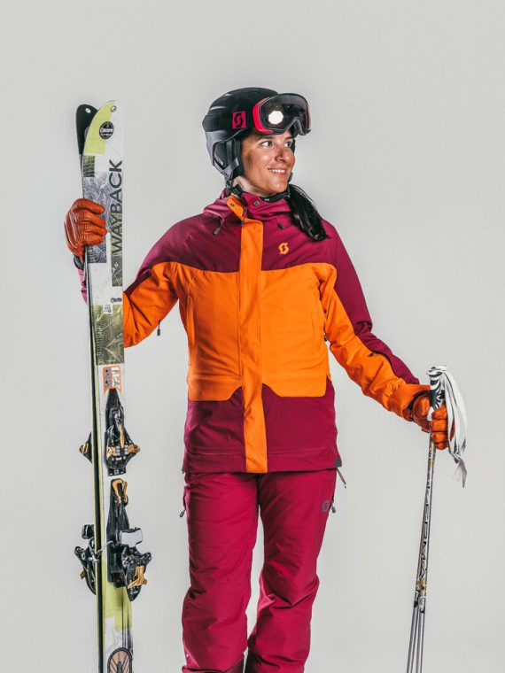 Oxygène Ski & Snowboard School | Lady Advanced Skier 2