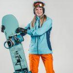 Oxygène Ski & Snowboard School Female Adult Snowboarder