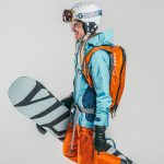 Oxygène Ski & Snowboard School | Female Adult Off-Piste Snowboarder