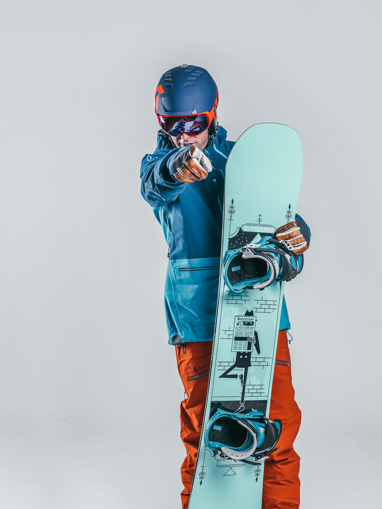 Oxygène Ski & Snowboard School Adult Advanced Snowboarder
