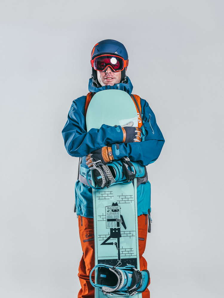 Oxygène Ski & Snowboard School Adult Off-Piste Snowboarder