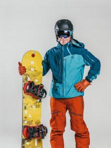 Oxygène Ski & Snowboard School | Adult Beginner Snowboarder 2