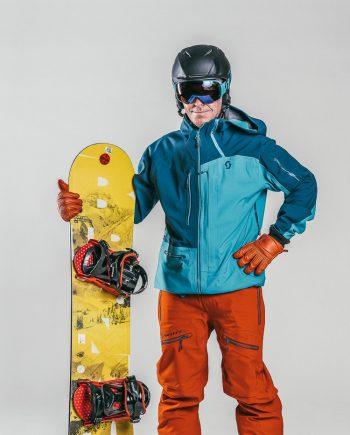 Oxygène Ski & Snowboard School Adult Beginner Snowboarder 2