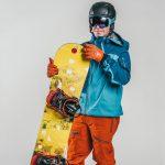 Oxygène Ski & Snowboard School Adult Beginner Snowboarder
