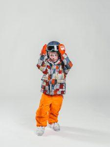 Oxygène Ski & Snowboard School | Little Boy Skier 2