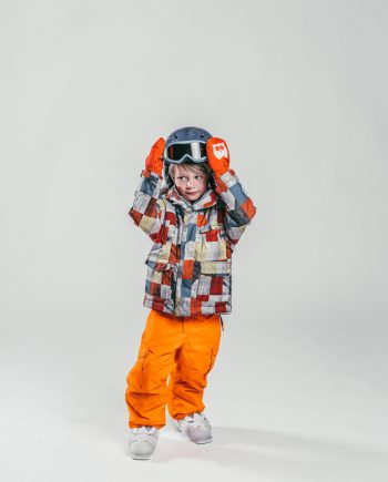 Oxygène Ski & Snowboard School Little Boy Skier 2