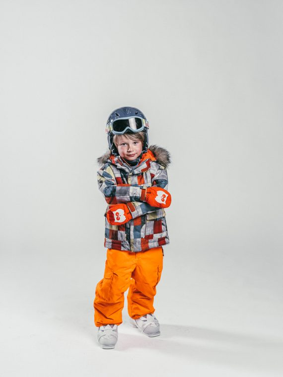 Oxygène Ski & Snowboard School | Little Boy Skier