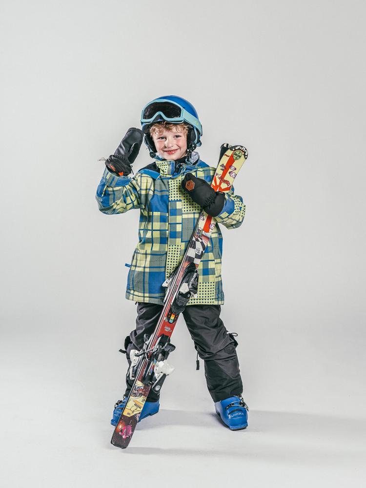 Oxygène Ski & Snowboard School | Boy Skier 2