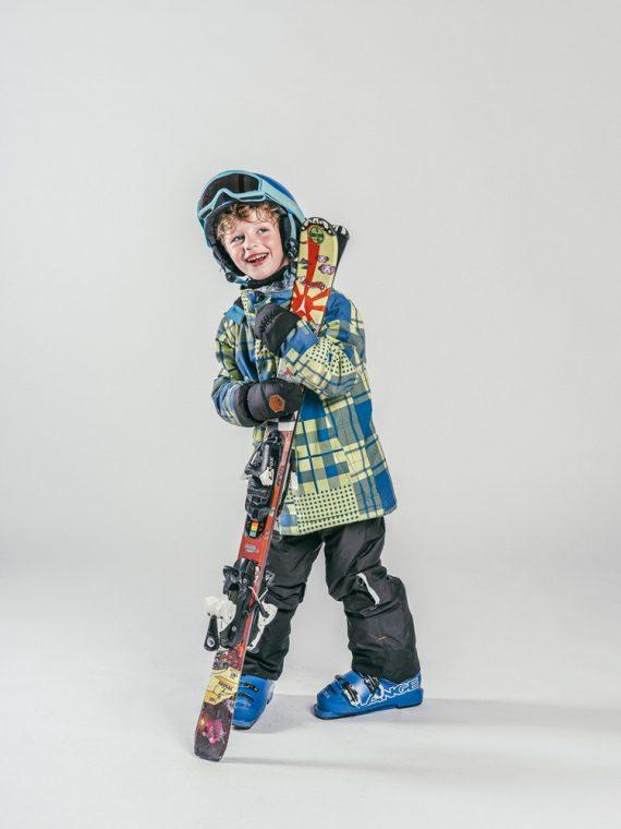 Oxygène Ski & Snowboard School | Boy Skier
