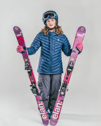 Oxygène Ski & Snowboard School Teenager Skier 2