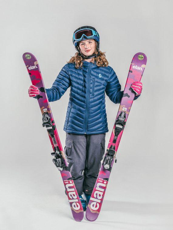 Oxygène Ski & Snowboard School | Teenager Skier 2