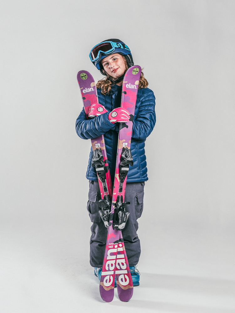 Oxygène Ski & Snowboard School Teenager Skier