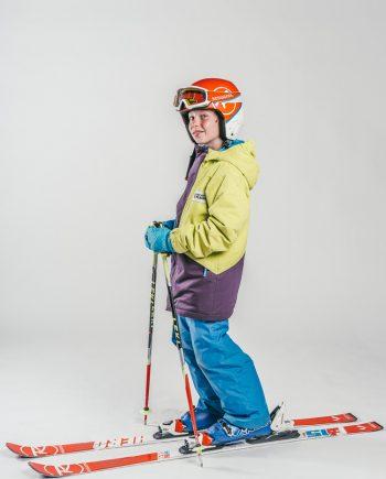 Oxygène Ski & Snowboard School Boy Pro-Rider Skier 4