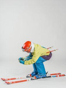 Oxygène Ski & Snowboard School | Boy Pro-Rider Skier 3