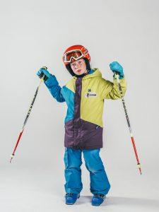 Oxygène Ski & Snowboard School | Boy Pro-Rider Skier 2