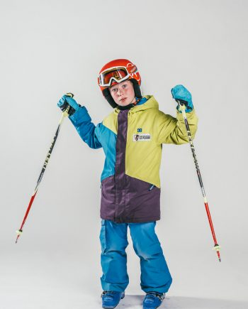 Oxygène Ski & Snowboard School Boy Pro-Rider Skier 2