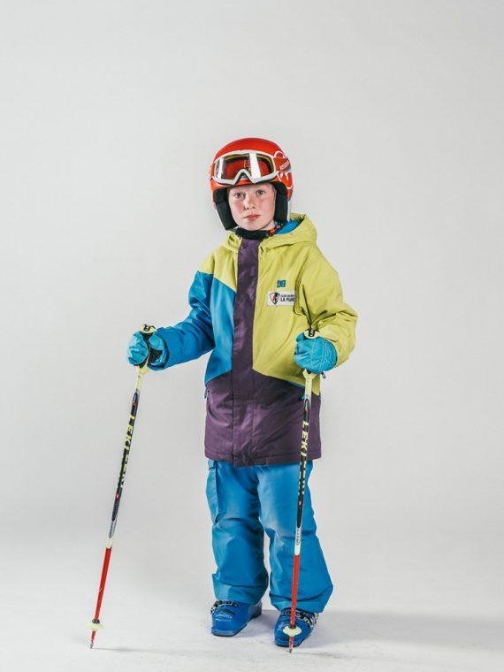 Oxygène Ski & Snowboard School | Boy Pro-Rider Skier