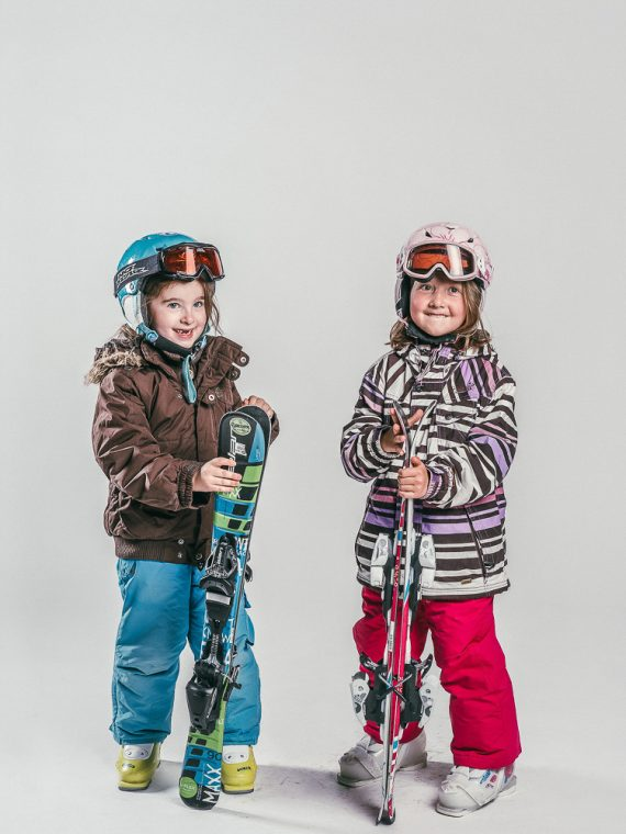 Oxygène Ski & Snowboard School | Children Skiers 4