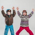 Oxygène Ski & Snowboard School Children Skiers 2