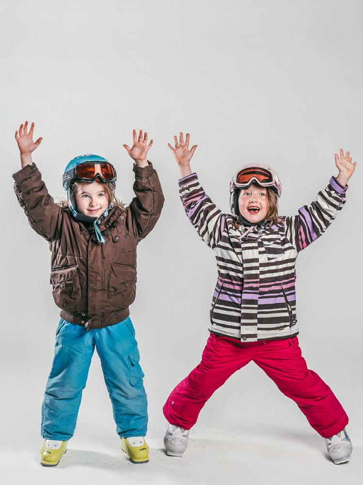 Oxygène Ski & Snowboard School | Children Skiers 2