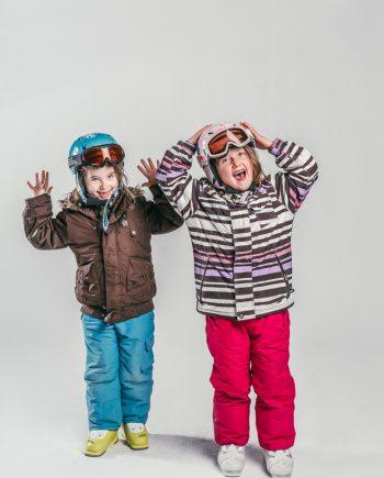 Oxygène Ski & Snowboard School | Children Skiers