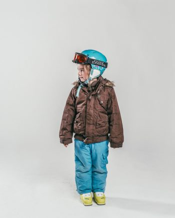 Oxygène Ski & Snowboard School Child Skier 4