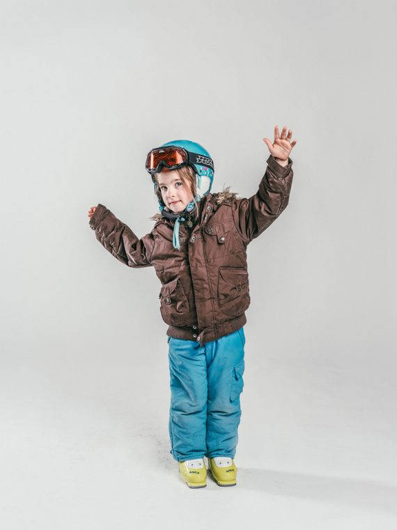 Oxygène Ski & Snowboard School | Child Skier 3