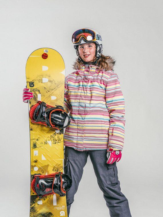 Oxygène Ski & Snowboard School | Teenage Snowboarder 2
