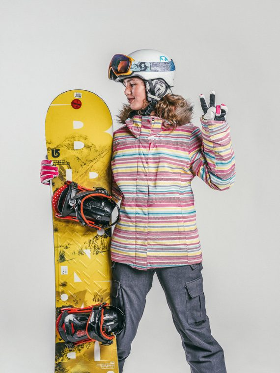Oxygène Ski & Snowboard School | Teenage Snowboarder