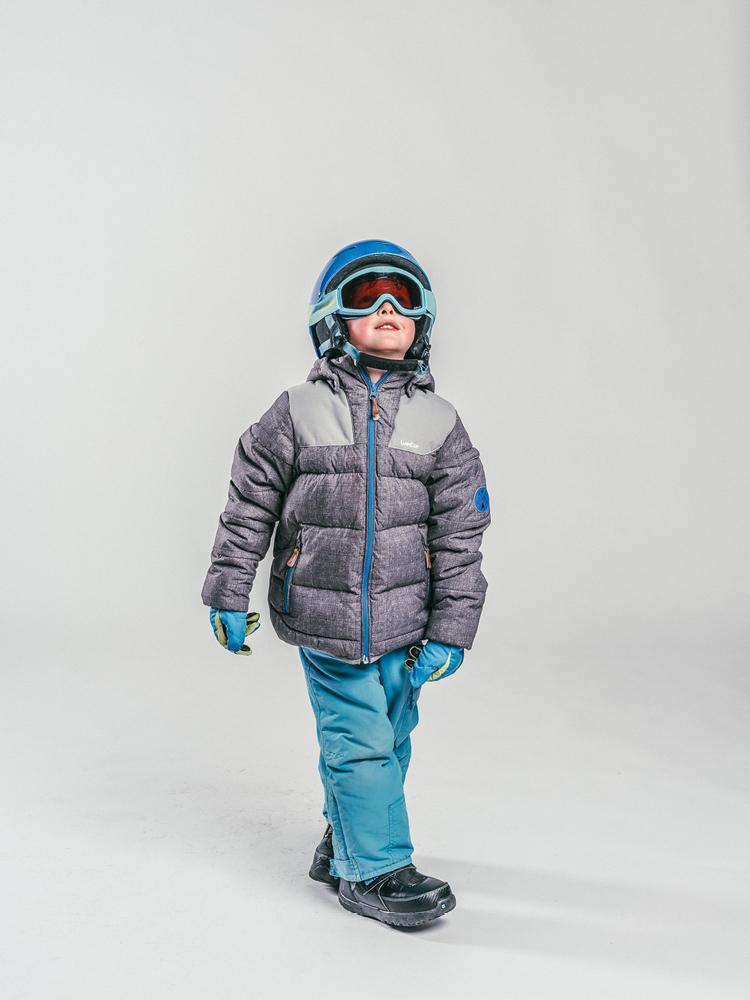 Oxygène Ecole de Ski & Snowboard | enfant snowboarder 2