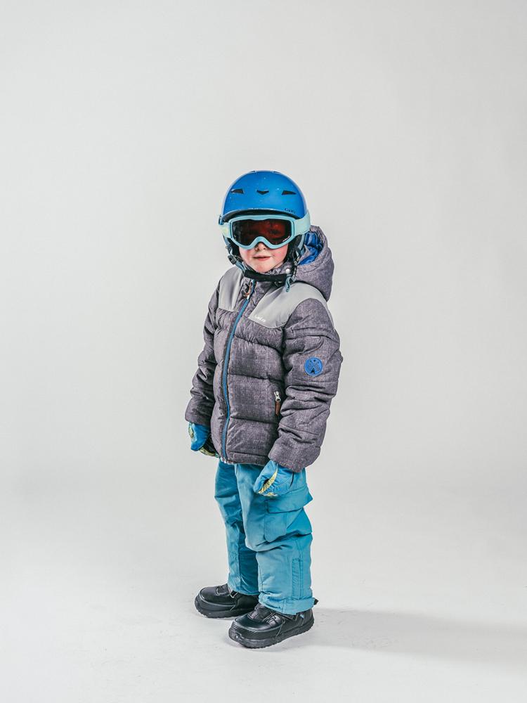 Oxygène Ecole de Ski & Snowboard enfant snowboarder