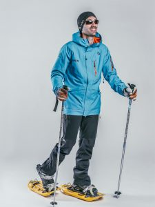 Oxygène Ski & Snowboard School   Snowshoe Instructor 4