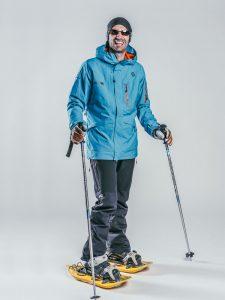 Oxygène Ski & Snowboard School   Snowshoe Instructor