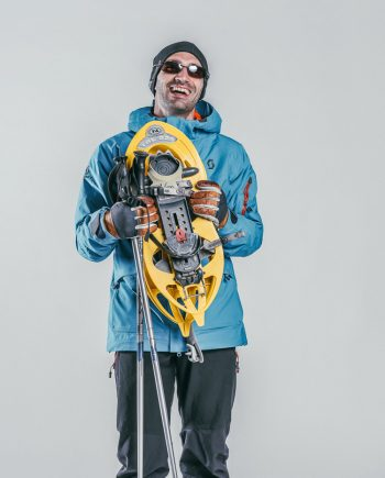 Oxygène Ski & Snowboard School Snowshoe Guide 2