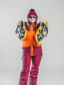 Oxygène école de ski & snowboard | Raquettes femme 2