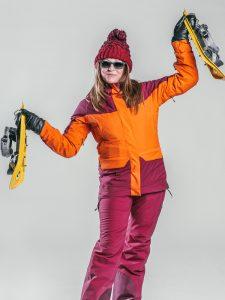 Oxygène école de ski & snowboard | Raquettes femme